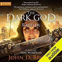 Raveler: The Dark God, Book 3