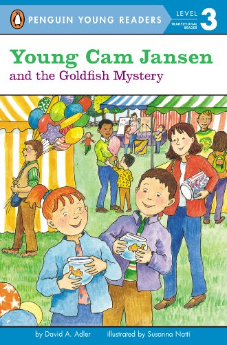 Young Cam Jansen and the Goldfish Mystery (English Edition)