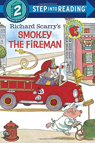 Richard Scarry's Smokey the Fireman (Little Golden Book) (Step Into Reading) por Richard Scarry