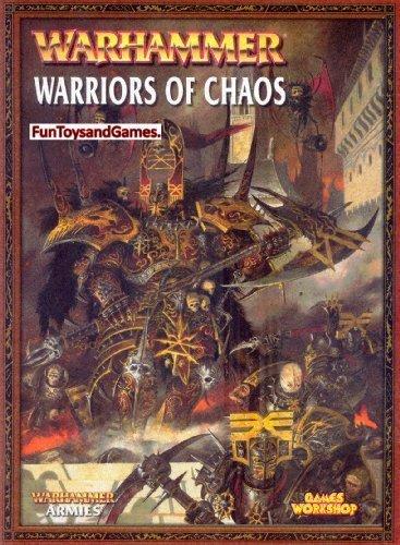 Warhammer Armies Warriors of Chaos by Games Workshop (2008-11-01) par Games Workshop;