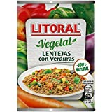 Litoral Lentejas Con Verduras - 430 g