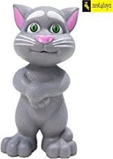 Zest 4 Toyz Talking Cat with Stories and Songs Touch Functions