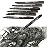 #9: Generic 05 : Uni Pin Fineliner 1Pc Waterproof Marker Drawing Pen Line Widths Choice Avaliable