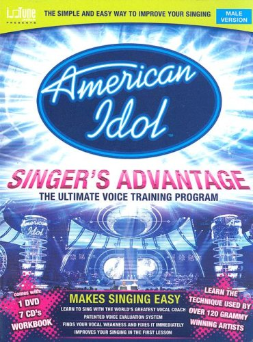american-idol-singers-advantage-male-version-with-7-cds-and-dvd
