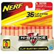 Nerf - 62573 - Recharges Nerf N-Strike Clip System - Pack de 36