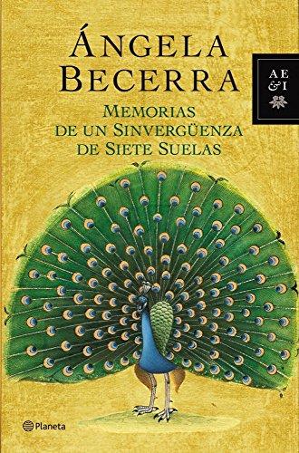 Portada del libro Memorias de un sinvergüenza de siete suelas (Autores Españoles E Iberoamer.)