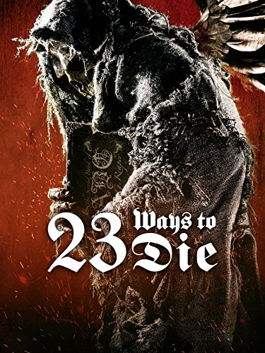 23 Ways To Die Cover
