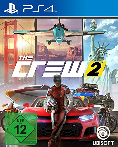 The Crew 2 - [PlayStation 4] (Spiele Gta 6 Ps3)