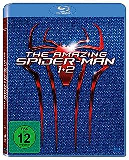 The Amazing Spider-Man/The Amazing Spider-Man 2 - Rise of Electro [Blu-ray]