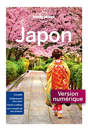 Japon 5 ed (Guides de voyage) (French Edition)