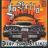 Labella DT13 Jeu de Cordes pour Guitare Electrique Drop Tune 13/60