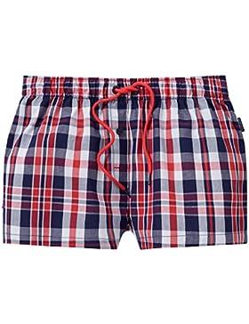 Schiesser Mix & Relax Web Shorts - Parte inferior del pijama Niños