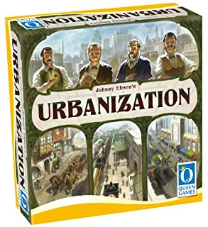 Queen Games 60841 - Urbanization (B005COIZME) | Amazon Products