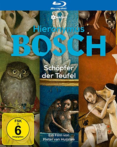 Preisvergleich Produktbild Hieronymus Bosch - Schöpfer der Teufel [Blu-ray]