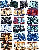 Kinder Jungen Boy Underwear Set 5 Pack Random Daily Boxer S