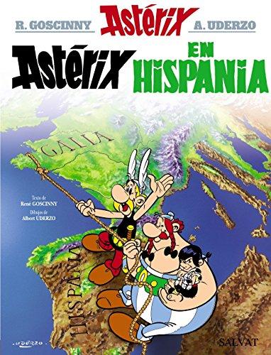 Astérix en Hispania (Castellano - A Partir De 10 Años - Astérix - La Colección Clásica) por René Goscinny