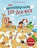 Mein monsterlanges Zick-Zack-Buch: Fang den Schnurk!: Das längste Wimmelbuch der Welt