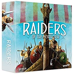 Raiders Of The North Sea (Inglés)