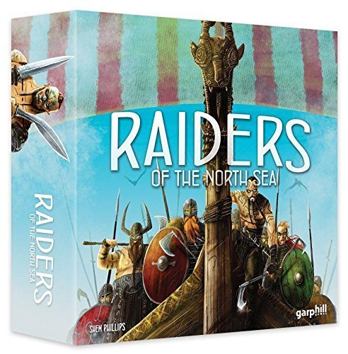 "Renegade Game Studios RGS00585 ""Raiders Of The North Sea"" Board Game"