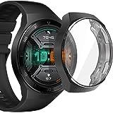 Dado Huawei Watch GT2e, Full-covered TPU Flexible Case Anti-Scratch/Shocking Protective Bumper Cover Shell Fit Huawei Watch G