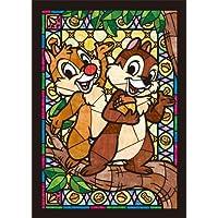 Vetrate Art Disney 266 pezzo Chip & Dale macchiato DSG-266-749