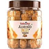 CookieMan Almond Fingers - 250g Pack