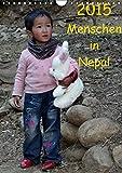 Menschen in NepalAT-Version (Wandkalender 2015 DIN A4 hoch): Gesichter Nepals von Kathmandu bis in die Everest-Region (Monatskalender, 14 Seiten)