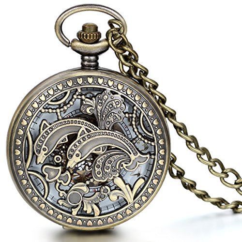 jewelrywe-vintage-chain-hollow-carved-bronze-dolphin-mechanical-movement-pocket-watch-for-men-women-