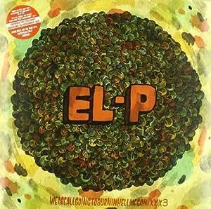 Weareallgoingtoburninhell Mega [Vinyl LP] [Vinyl LP] [Vinyl LP]
