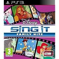 Disney Sing It Family Hits (PS3) by Disney