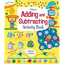 Adding and Subtracting (Maths Activity Books) by Rosie Hore (2016-09-01)