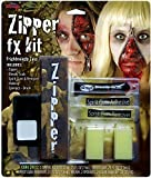 Mens Ladies Devil Werewolf Dead Zombie Halloween Special Effects Bloody Zipper Face Paint Make Up Kit (Zombie) by Fancy Me