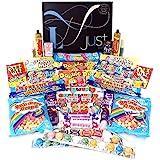Retro Sweets Lunar Share Hamper - A Selection Box Perfect...