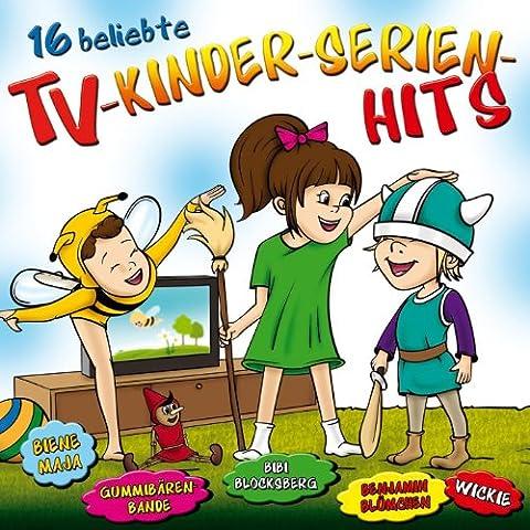 16 Beliebte TV-Kinder-Serien Hits (Schlümpfe Serie)