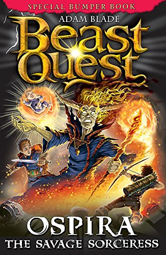 Ospira the Savage Sorceress: Special 22 (Beast Quest) por Adam Blade