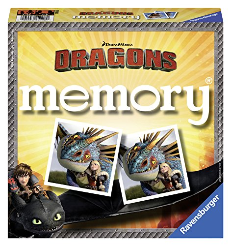 Ravensburger 21118 -  Dragons memory