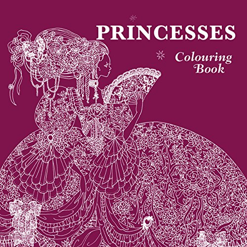 Princesses and Fairies Colouring Book (Colouring Books) por Tomoko Tashiro
