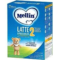 Mellin 2 Latte in Polvere di Proseguimento - 4 Confezioni di 800gr [Totale = 3200gr]