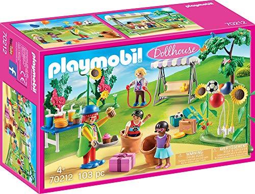 Playmobil 70212 Dollhouse Spielzeug, Rollenspiel, bunt, one Size
