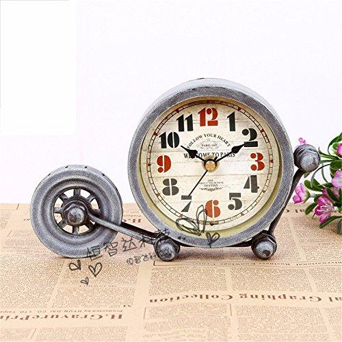 Ball Style Silent Tisch Uhr Krawatte Deko 20* 4,5* 12cm