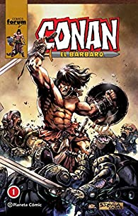 Conan El Bárbaro nº 01/08 par Roy Thomas