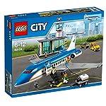 LEGO CitySupplementary CurvaeIncrocio a T Supplementare con 2 Piattaforme di Base per Tutti i Set da Costruzione, 60237  LEGO