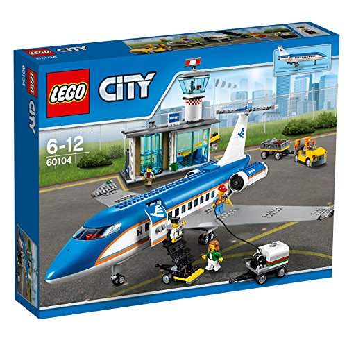 Lego City Avion