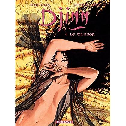 Djinn - Tome 4 - Le Trésor