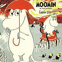 Moomin by Tove Jansson Wall Calendar 2018 (Art Calendar)