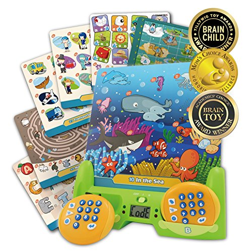 BEST LEARNING Connectrix Junior - Educational Matching Game Toy for Kids 1 to 2 Players