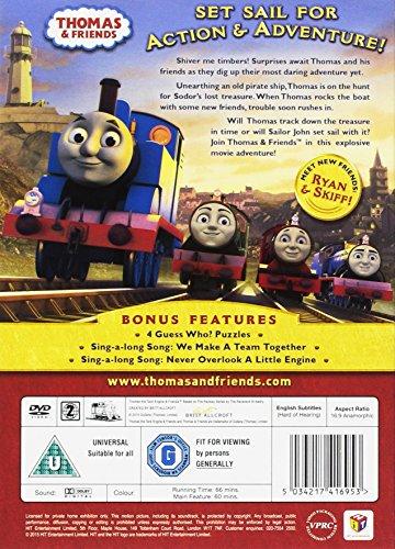 Thomas & Friends: Sodors Legend of the Lost Treasure [DVD]