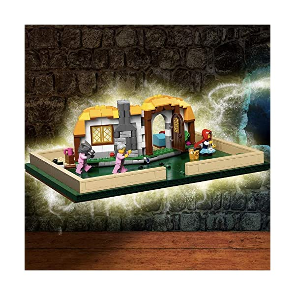 LEGO- Libro Pop-up, Multicolore, 21315 5 spesavip