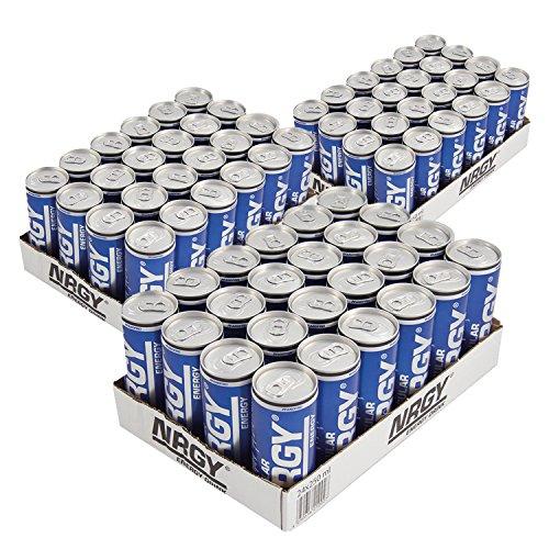 NRGY ® Energy Drink Regular Classic pfandfrei 72 Dosen Monster Drink Box