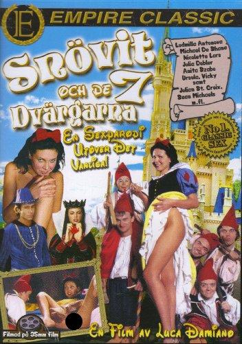 Snow White and 7 Dwarfs (Biancaneve e i sette nani) (Blanche Neige et les sept nains)